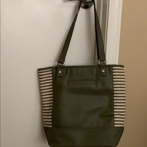 Thirty One Purse with snap closure.